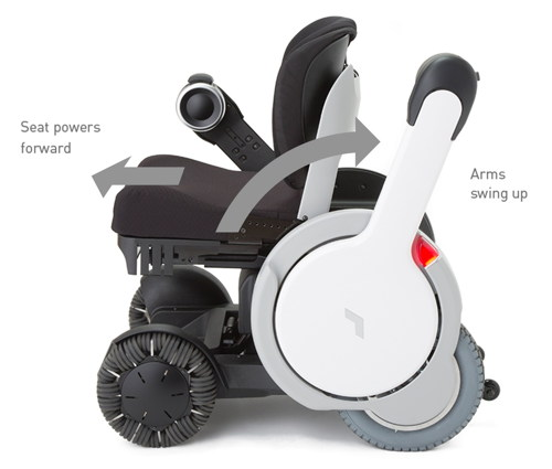 Whill Model A personal mobility device